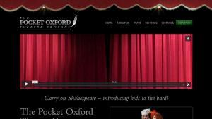 Shakespeare for children, theatre