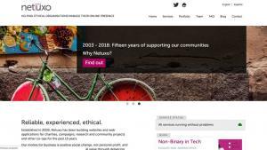 ethical Drupal websites and hosting